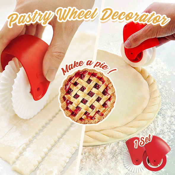 Pastry Wheel Decorator-Last Day Promotion 50% Off