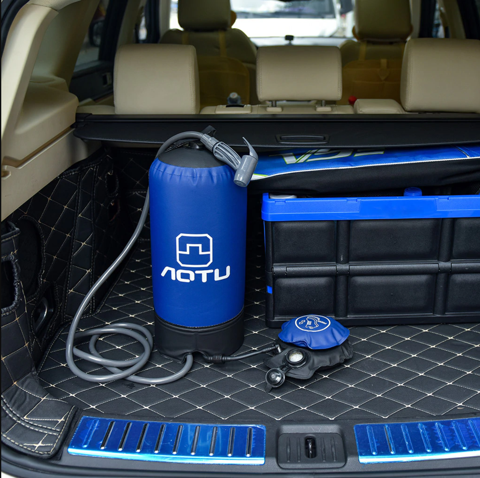 Portable Outdoor Travel Shower