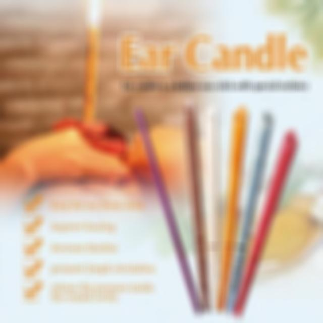 Earwax Candle Set (80 pieces)($0.27 each)