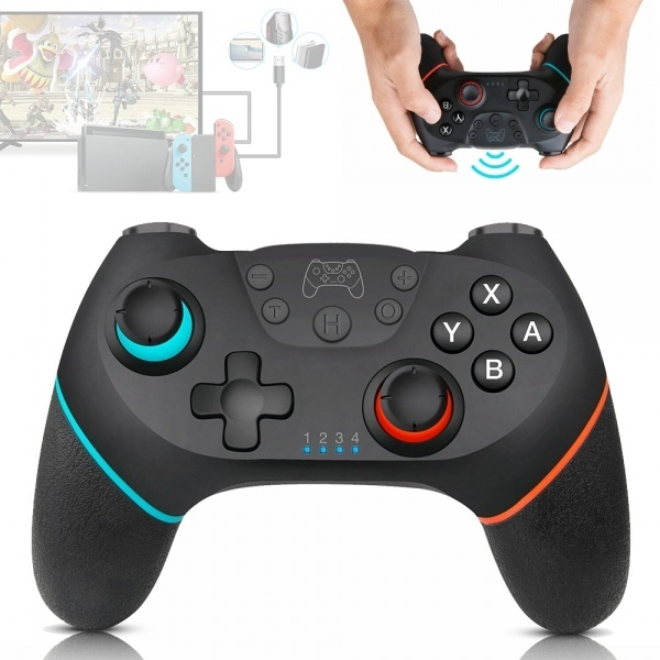 NEW Wireless Game Handle Controller Gamepad Joystick for N Switch Console