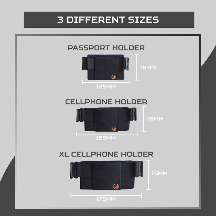 Zerone Pouch - The Minimalist Invisible Wallet