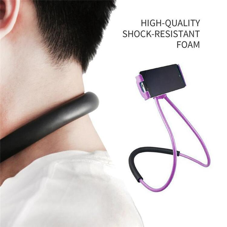 (Last Day 40% OFF)Multifunctional Lazy phone holder-free your hands