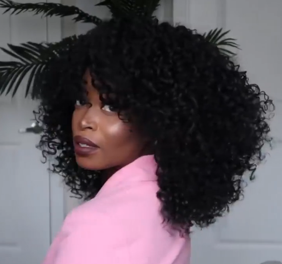 Short curl Wigs | slay your wigs on a budget