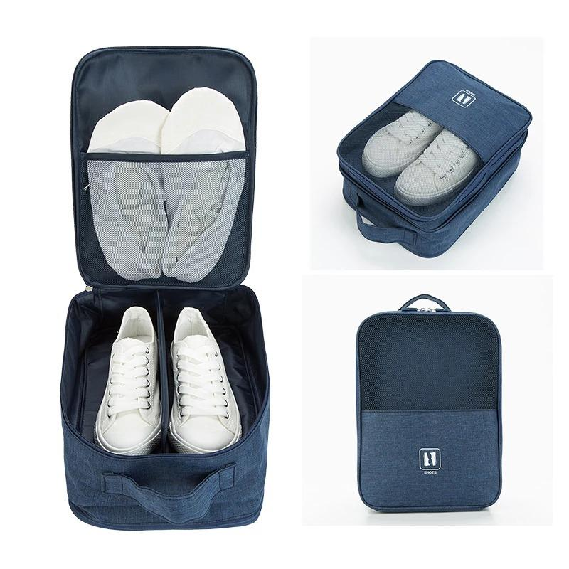 New Travel Shoe Bags, Foldable Waterproof Shoe Pouches-Buy 2 Free Shipping