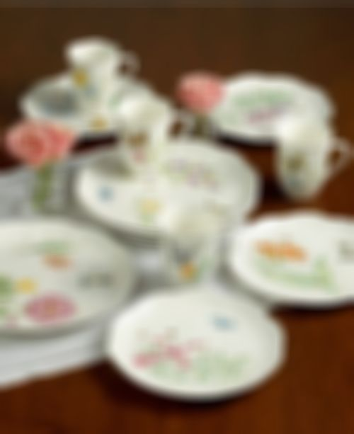 Dinnerware, Butterfly Meadow Blue Collection