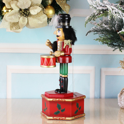Christmas Sale-Nutcracker Music Box-Exquisite Gift