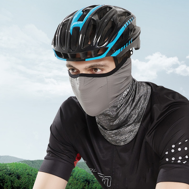 LAST DAY 50% OFF-Ice Silk Riding Mask