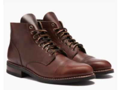Martin Boots   trade autumn and winter new style customized lace-up men's boots ankle boots