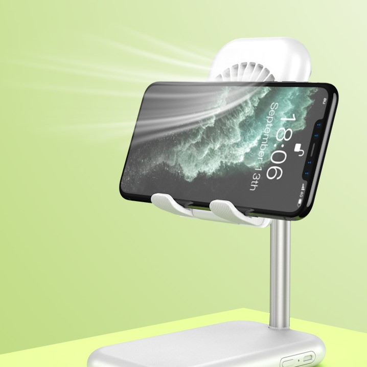 Hot Sale Foldable Wireless Charging Mobile Phone Stand