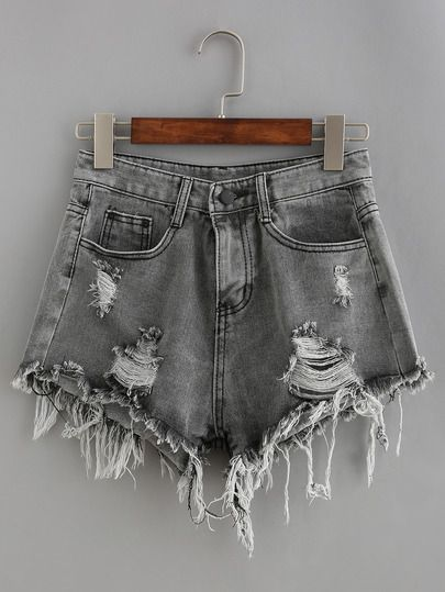 Short Jeans For Women Ladies Summer Shorts Boyfriend Bermuda Shorts Floral Overall Shorts