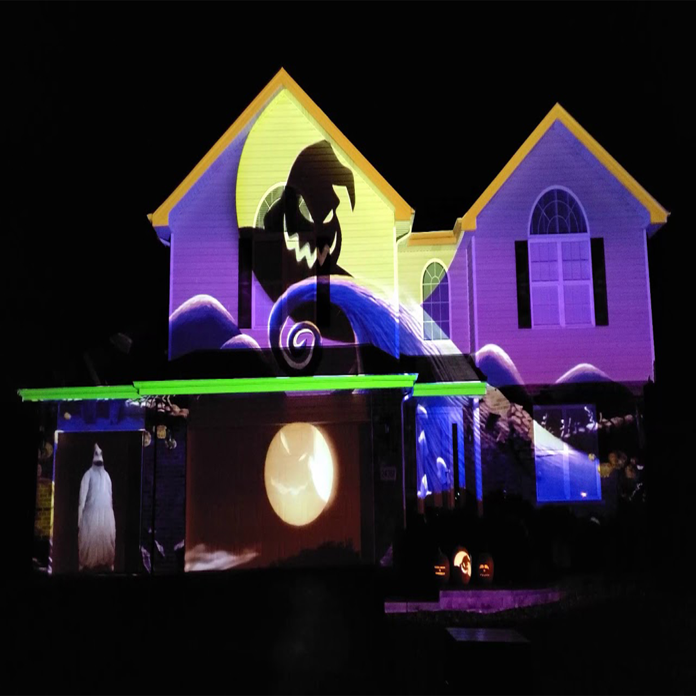 2020 Halloween House Projector[📢50% OFF]