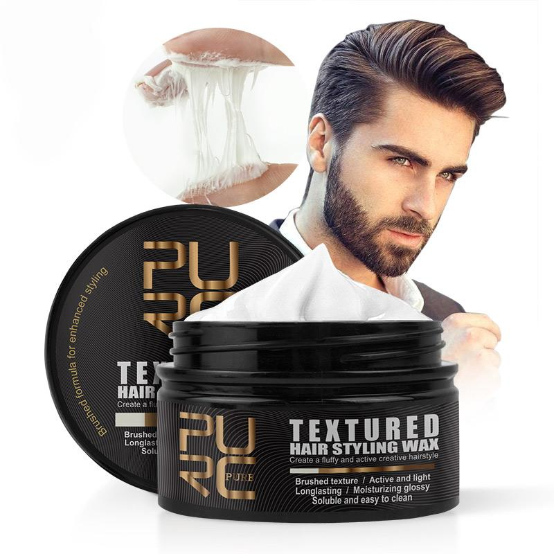 50ml Strong Hold Hair Clay For Men Long lasting