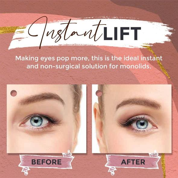 Waterproof Invisible Double Eyelid Stickers(Buy 1 Get 1 Free)