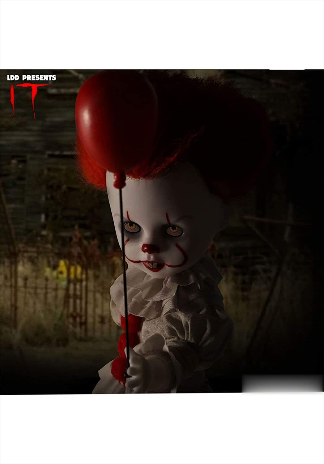 Living Dead Dolls IT: Pennywise New Version Standard