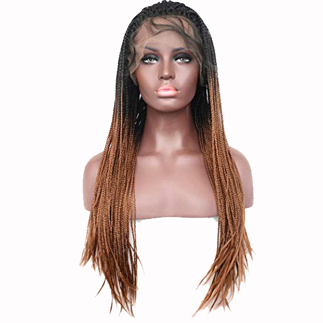 ✨New Arrival-Full Lace Longth Box Braid Wig