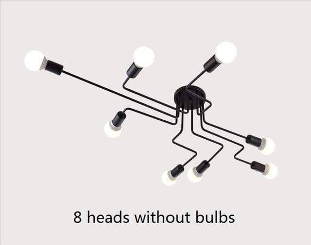 Source Code Ceiling Light