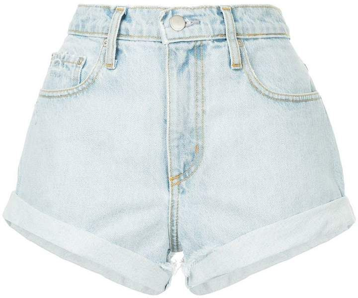 Short Jeans For Women Stretchy Jean Shorts Swim Bottoms Shorts Blue Jean Shorts With Lace