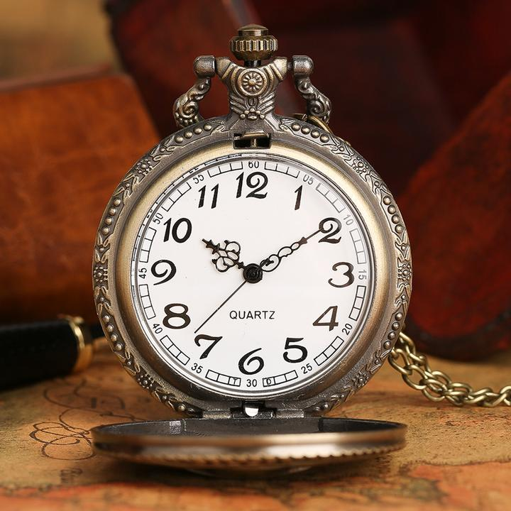 HOT SALE !!! BUY 2 FREE SHIPPING !!! One Piece - Vintage Pocket Watch