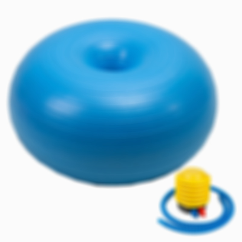 Donut Yoga Ball Thicken Explosion-Proof