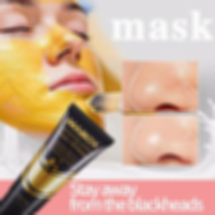 24K Gold 4-in-1 Functional Face Mask