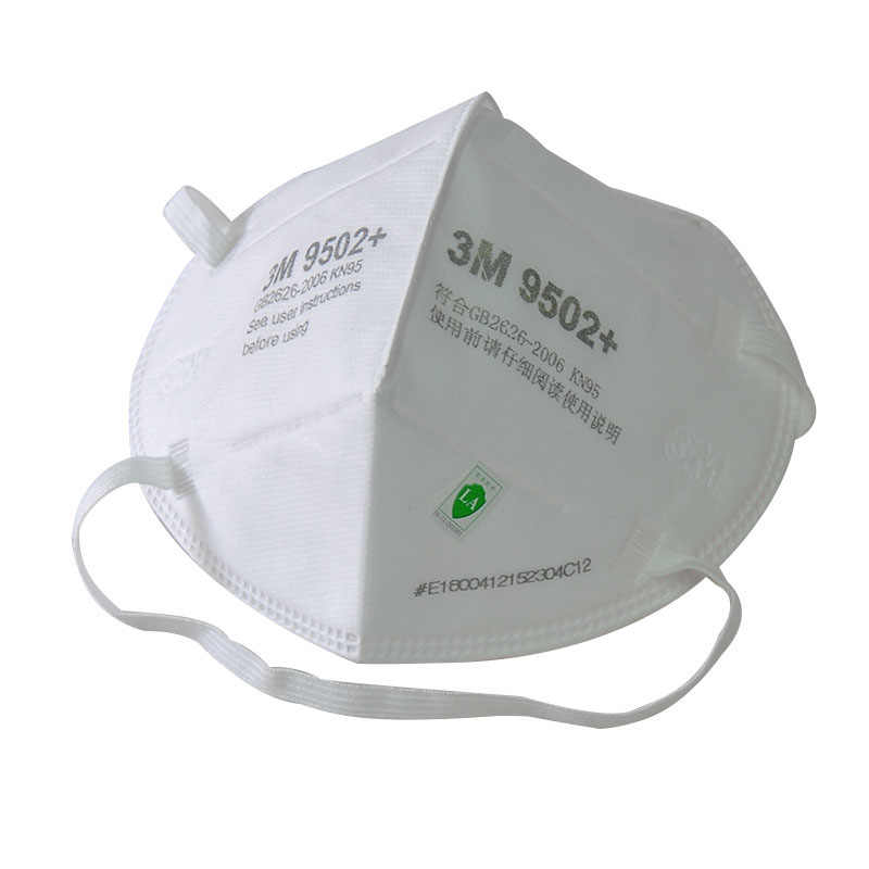 3M KN95 Masks |  9502+ Particulate Respirator Nose clip Face Masks 【Limited Supply】
