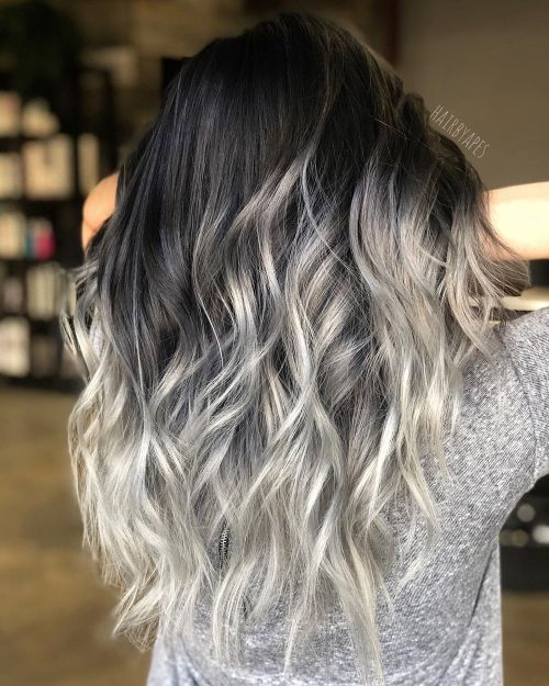 2020 New Gray Hair Wigs For African American Women Pre Plucked Closure Grey Blonde Short Hair Hermione Granger Wig Grey Human Hair Extensions Royal Wigs