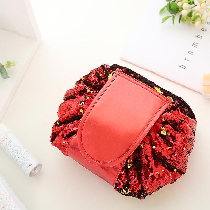 (Hot selling 5,000 items )[80% OFF]Sequin Makeup Bag
