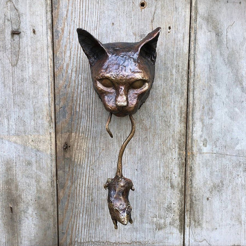 CAT AND MOUSE WALL HANGINGS