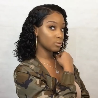 Special OFF | NEW Fashion Short Water Wave Wig