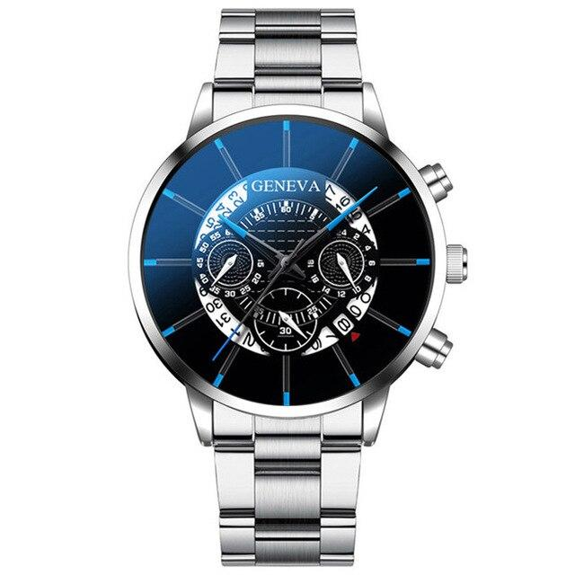 🔥🔥2020 Hot Sale - Geneva Luxury Metal Band Watches