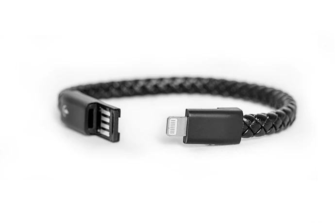 50%OFF& BUY 2 FREE SHIPPING!!--Bracelet data charging cable