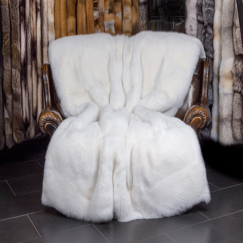 Blanket natural white - Buy 3 Get Extra 15% OFF