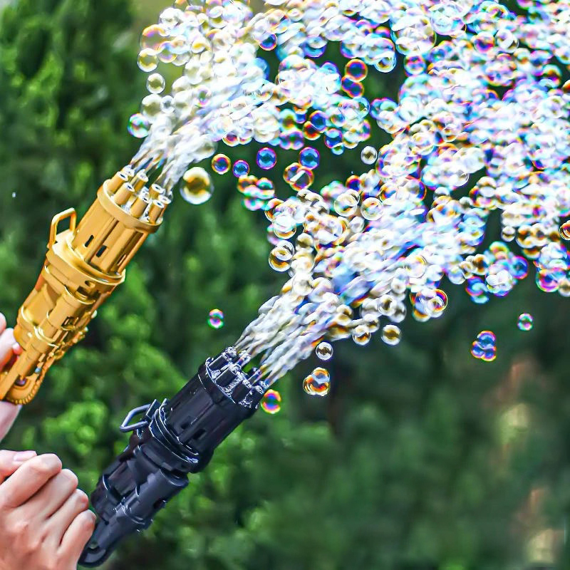 🔥(LAST DAY PROMOTION - 50% OFF)  2021 NEW Bubble machine Toys & Gift