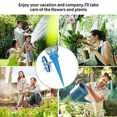 Plant Water Funnel