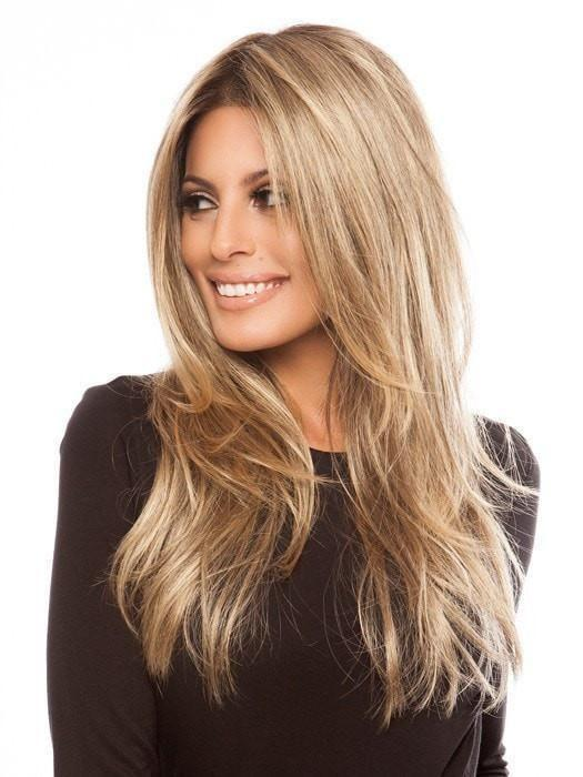2020 Fashion Ombre Blonde Wigs 613 Remy Hair