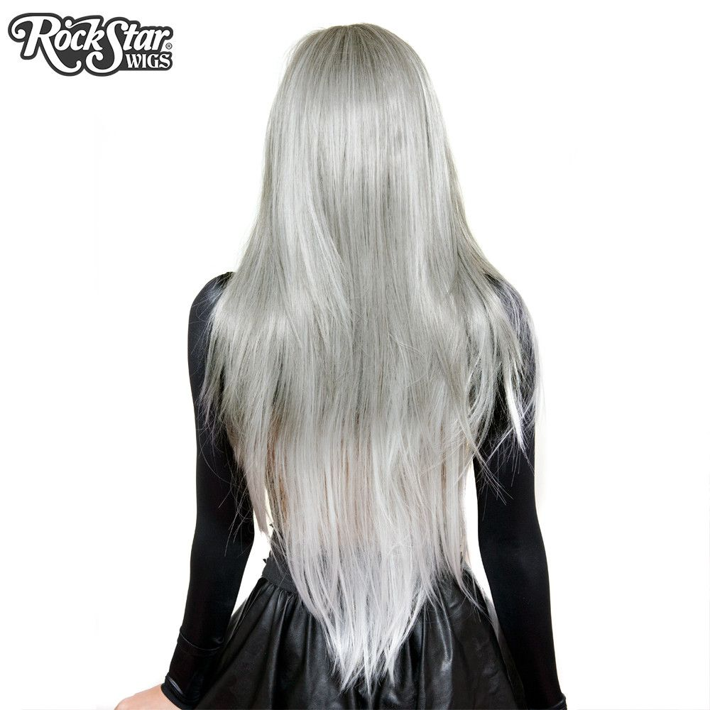 2020 New Gray Hair Wigs For African American Women Short Blonde Wig Water Wave Lace Front Wig Ash Gray Ombre Hair Wig Caps Near Me Finger Wave Wig