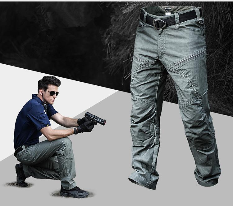 Last Day promotion 60% OFF - 2020 Upgraded Men's Tactical Waterproof Pants, Buy 2 Get 10% OFF & Free Shipping