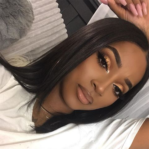 Straight Wigs Lace Front Straight Hair Bundles Two Tone Wig Black And White 30 Inch Peruvian Straight Hair Strictly Curls On Straight Hair