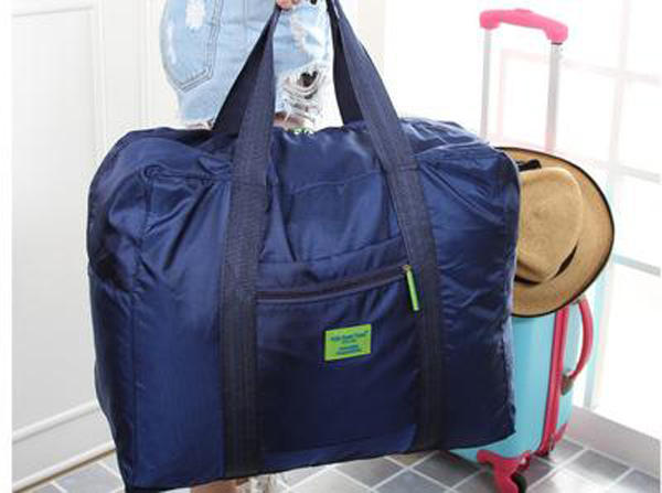 (New Year Sale- Save 50% OFF) Packable Carry-On Duffel Bag- Buy 2 Free Shipping