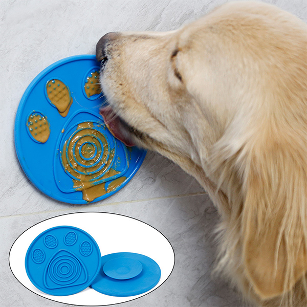 Hyper Pet Licking Mat for Dogs & Cats(BUY MORE SAVE MORE)