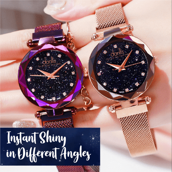 LAST DAY SALE 50% OFF - Starry Sky Watch Perfect Gift Idea