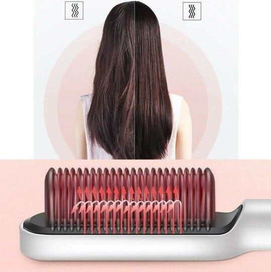 🔥60% OFF DISCOUNT!🔥Professional Electric Hair Straightener & Curler【BUY 2 FREE SHIPPING】