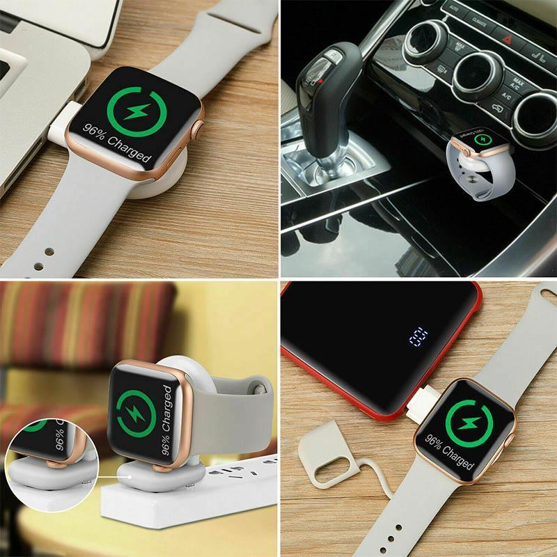 Higomore™ Portable Apple Watch Charger