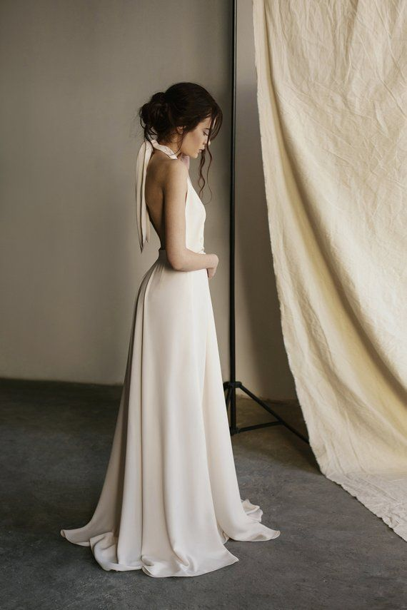 2020 New Wedding Dress Fashion Dress party wear evening gown long skirts for evening wear