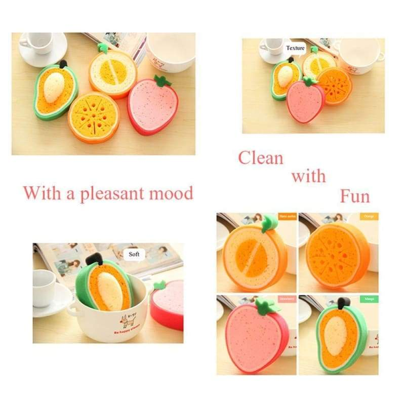 Magic sponge strong dish melamine attractive fruit kitchen cleaning wipes