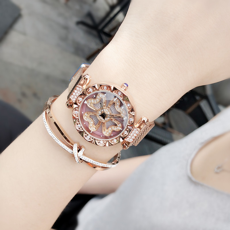 💕only $12.9 salet 💕New Year gif / Lucky clover Watch