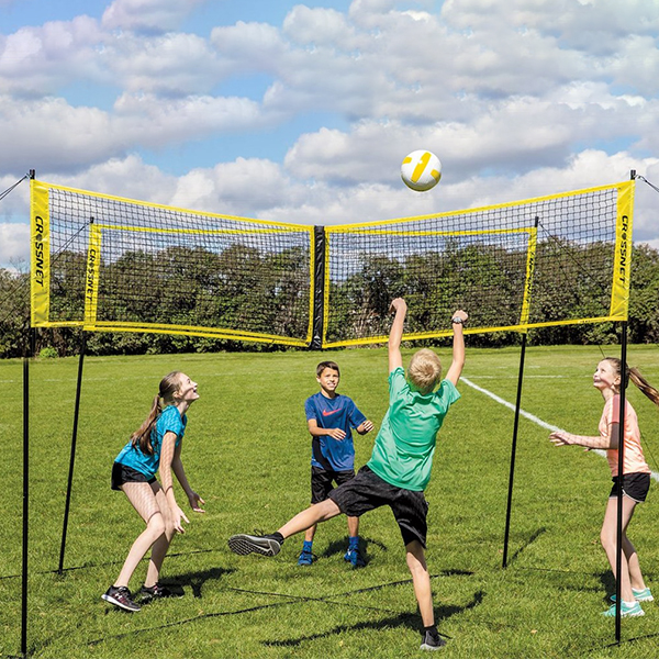 🔥Hot Sale‼--4×4 Cross volleyball net - Only 300 pieces