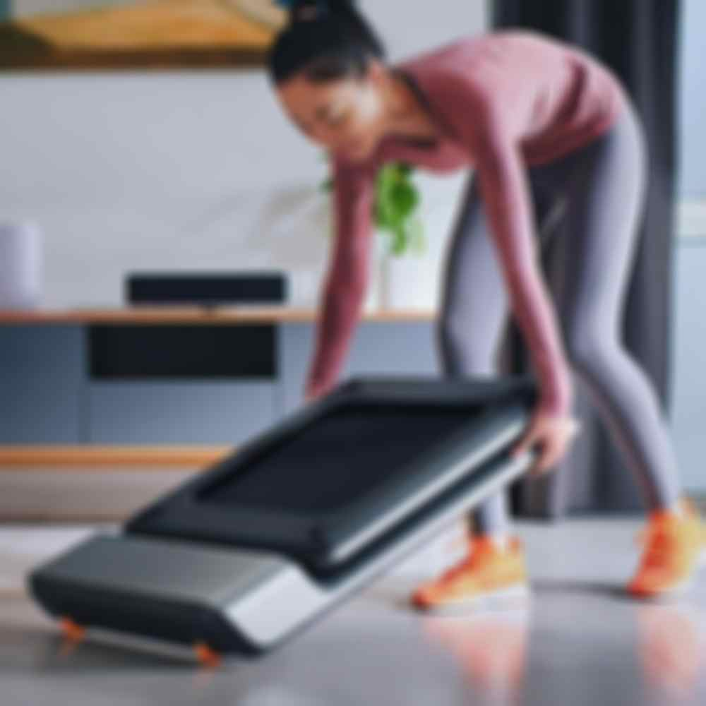 Foldable Treadmill for Home Sport