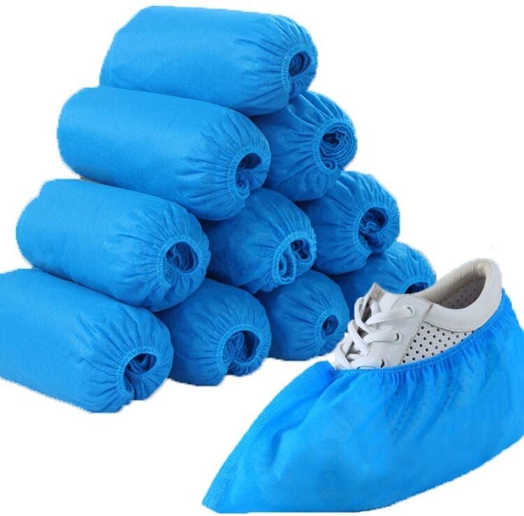 Disposable Shoe & Boot Covers Waterproof Slip Resistant