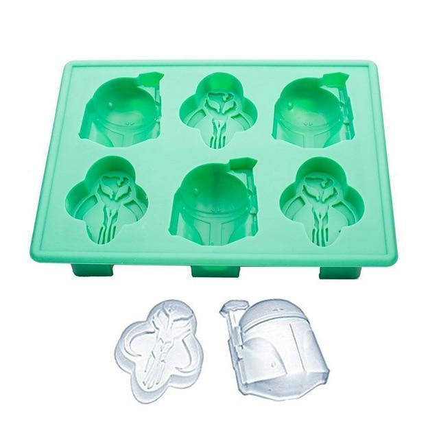Star Wars Silicone Ice Trays/Chocolate Molds